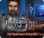 Feature- Screenshot Spiel Paranormal Files: Viel Spaß beim Einkaufen