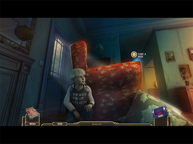 Spiele Screenshot 3 Paranormal Pursuit: Die Gabe