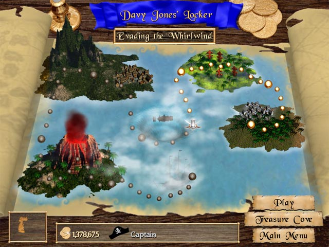 Spiele Screenshot 2 Pirate Poppers
