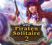 Feature- Screenshot Spiel Piraten Solitaire 2