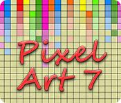 Feature- Screenshot Spiel Pixel Art 7