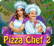 Feature- Screenshot Spiel Pizza Chef 2