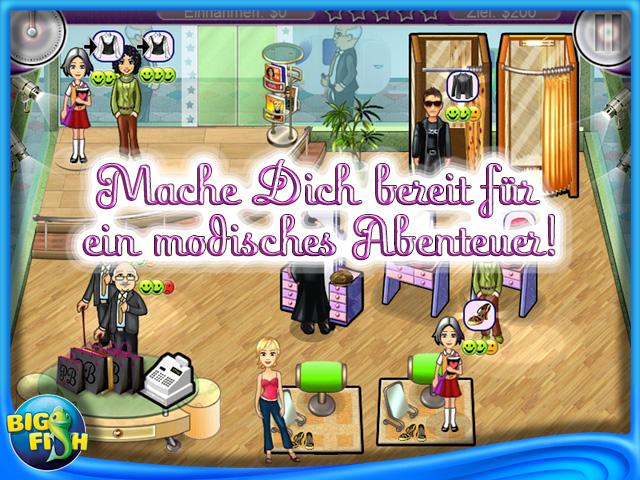 Screenshot für Posh Boutique