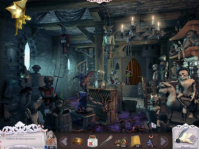 Spiele Screenshot 3 Prinzessin Isabella: Die Rückkehr des Fluches