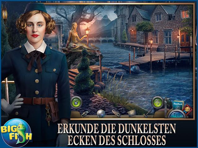 Screenshot für Punished Talents: Giftige Verschwörung Sammleredition
