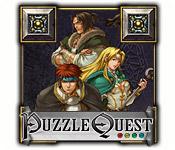 Feature- Screenshot Spiel Puzzle Quest