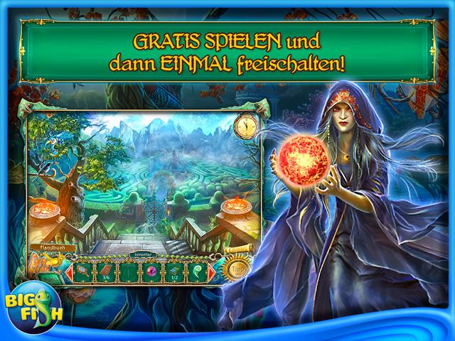 Screenshot für Queen's Tales: Das Biest und die Nachtigall Sammleredition