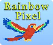 Feature- Screenshot Spiel Rainbow Pixel