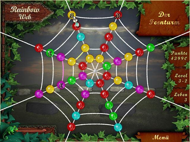 Spiele Screenshot 3 Rainbow Web