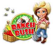 Feature- Screenshot Spiel Ranch Rush