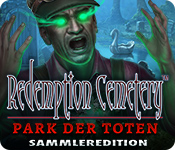 Feature- Screenshot Spiel Redemption Cemetery: Park der Toten Sammleredition