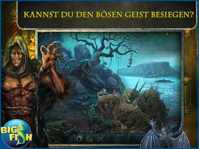 Screenshot für Redemption Cemetery: Die Insel der Verlorenen Sammleredition