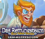 Feature- Screenshot Spiel Das Rettungsteam: Das böse Genie Sammleredition