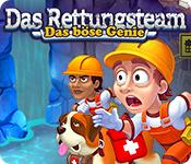 Feature- Screenshot Spiel Das Rettungsteam: Das böse Genie
