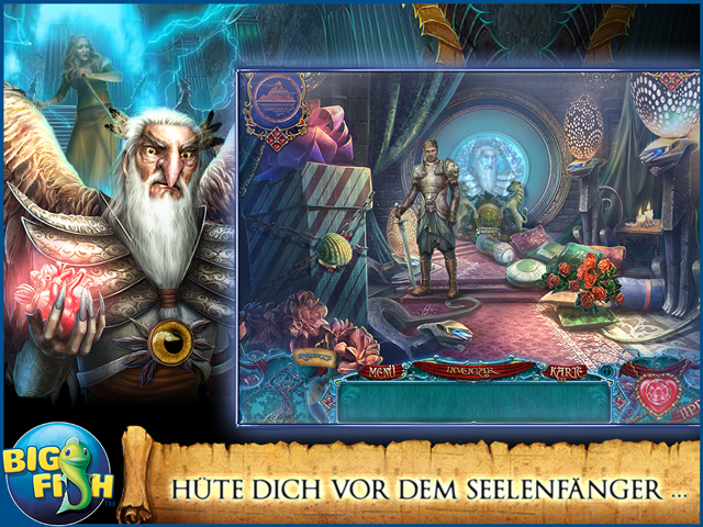 Screenshot für Reveries: Seelenfänger Sammleredition