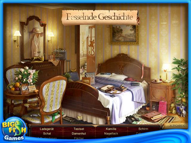 Screenshot für Rhianna Ford und der Brief von Da Vinci