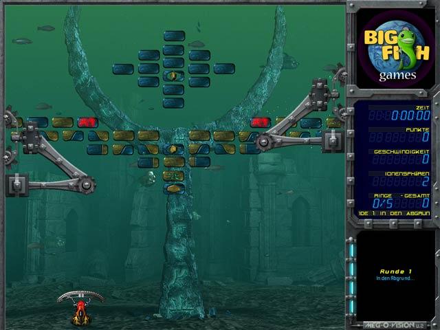 Spiele Screenshot 1 Ricochet Lost Worlds