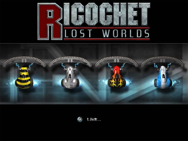 Spiele Screenshot 2 Ricochet Lost Worlds