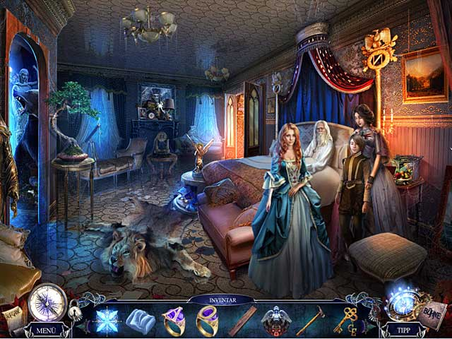 Video für Riddles of Fate: Inferno der Laster