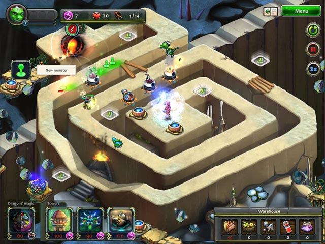 Spiele Screenshot 2 Aufstieg der Drachen
