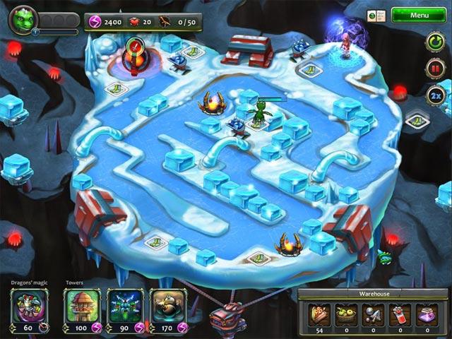 Spiele Screenshot 3 Aufstieg der Drachen