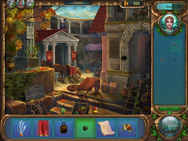 Spiele Screenshot 2 Romance of Rome