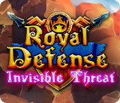 Feature- Screenshot Spiel Royal Defense: Invisible Threat