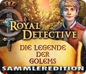 Royal Detective: Die Legende der Golems Sammleredi