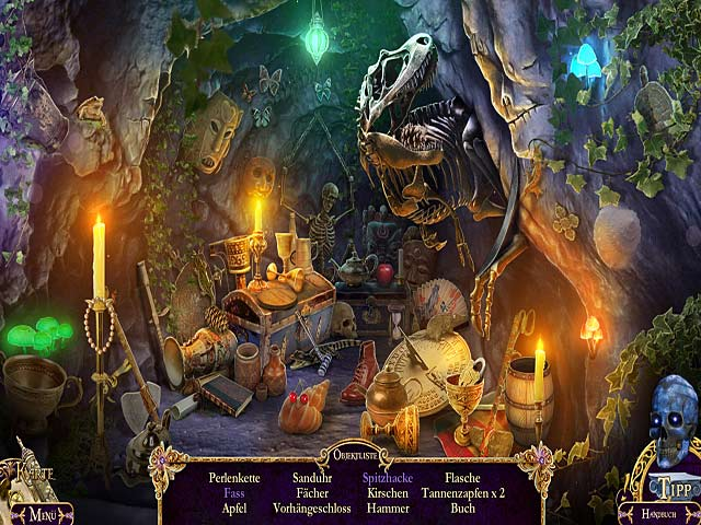 Spiele Screenshot 1 Royal Detective: Königin der Schatten Sammleredition
