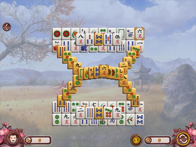 Sakura Day Mahjong img