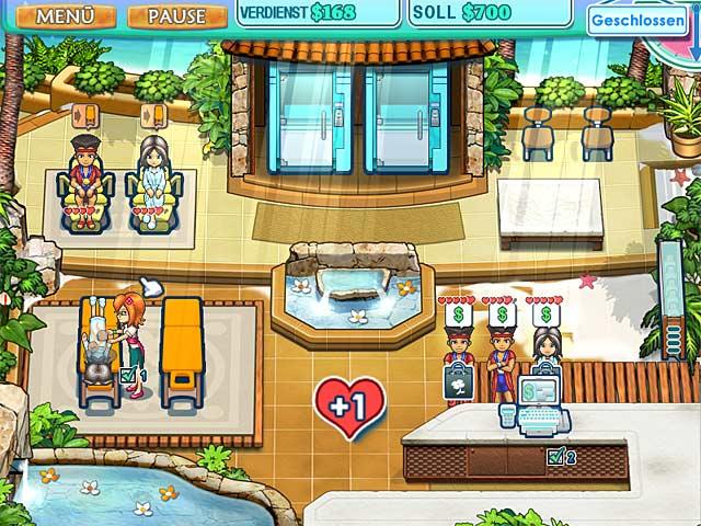 Spiele Screenshot 2 Sally's Spa