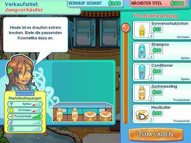Spiele Screenshot 3 Sally's Spa