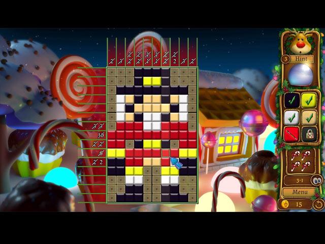 Santa's Workshop Mosaics img