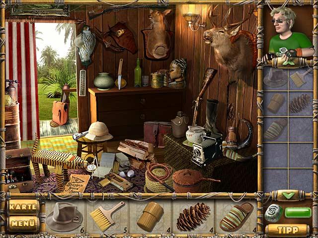 Spiele Screenshot 2 Schätze der geheimnisvollen Insel