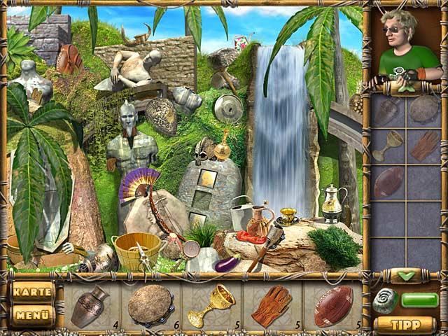 Spiele Screenshot 3 Schätze der geheimnisvollen Insel
