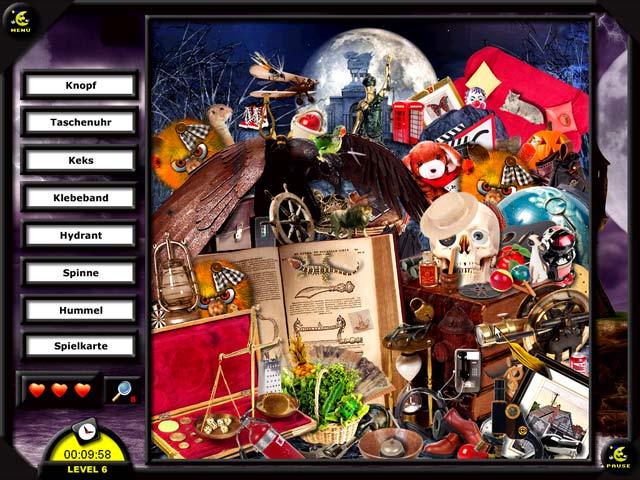 Spiele Screenshot 1 Schlumpiwutz Magixx