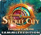 Secret City: London Calling Sammleredition