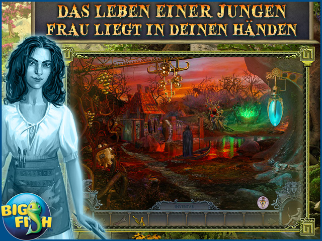 Screenshot für Secrets of the Dark: Geheimnis des Familienanwesens Sammleredition