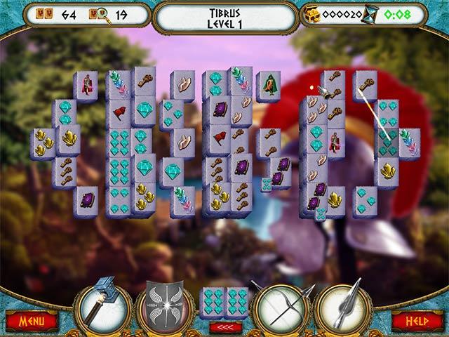 7 Hills of Rome: Mahjong img
