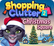 Feature- Screenshot Spiel Shopping Clutter 2: Christmas Square