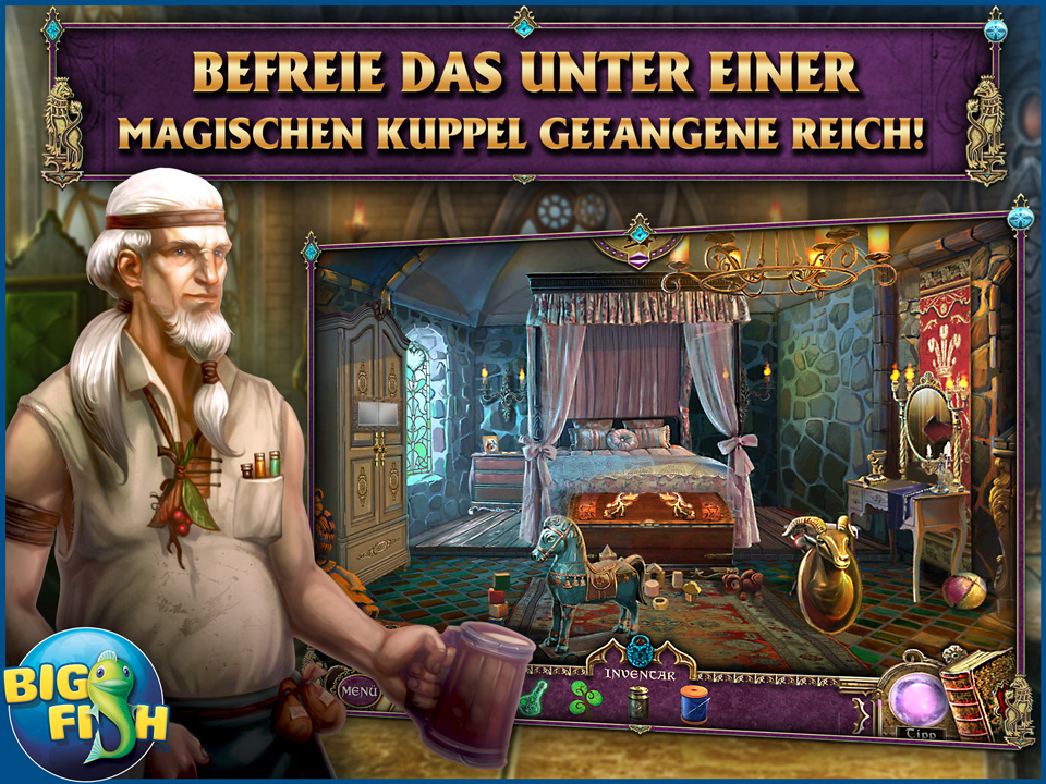 Screenshot für Shrouded Tales: Das verzauberte Land Sammleredition
