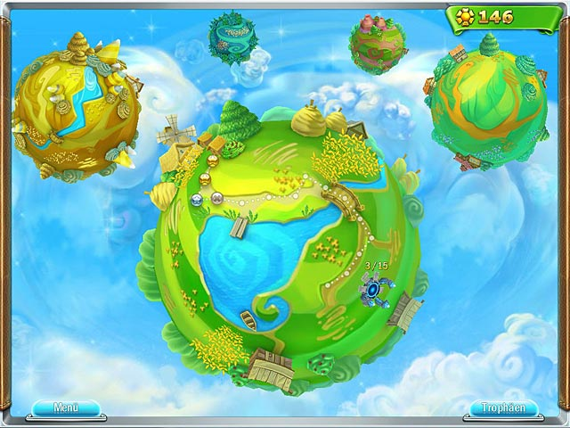 Spiele Screenshot 1 Snow Globe: Farm World