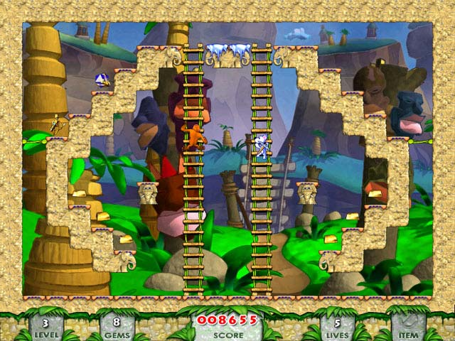 Spiele Screenshot 1 Snowy Treasure Hunter 2