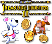 Feature- Screenshot Spiel Snowy Treasure Hunter 2