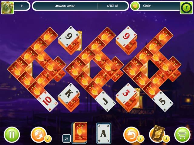 Spiele Screenshot 1 Solitaire Strandsaison 3