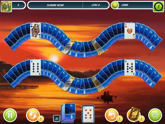 Spiele Screenshot 2 Solitaire Strandsaison 3