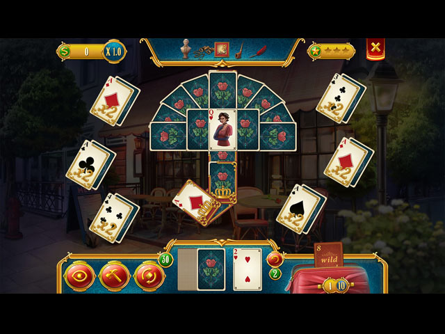 Solitaire Detective: Falsches Spiel img