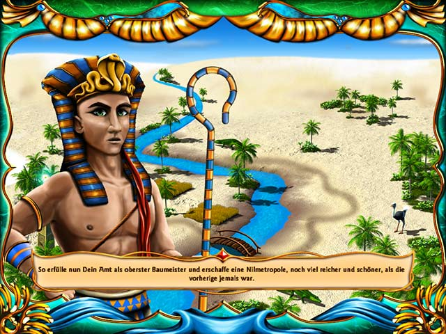 Spiele Screenshot 2 Solitaire Egypt