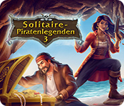 Feature- Screenshot Spiel Solitaire: Piratenlegenden 3