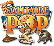 Feature- Screenshot Spiel Solitaire Pop